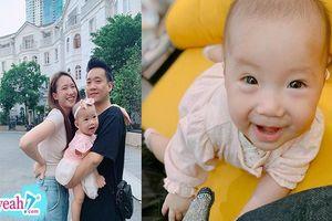 Vợ JustaTee kể chuyện đi đẻ nhân dịp con gái CiCi Anh Chi tròn 1 tuổi, 'bóc phốt' chồng tấu hài trong bệnh viện khiến bác sĩ bó tay