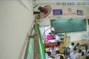 TP Hồ Chí Minh: Đình chỉ công tác giáo viên liên tục tát, véo tai học sinh lớp 2