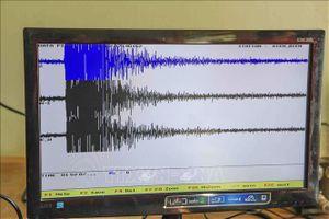 Điện Biên xảy ra động đất có độ lớn 3.3