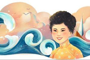 Xuân Quỳnh – nữ văn sĩ Việt Nam đầu tiên được Google vinh danh