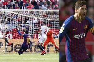 Barca - Sevilla: Messi 'mở tài khoản' bàn thắng ở mùa giải 2019/2020?