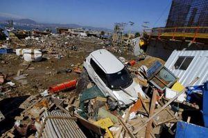 Động đất 5,9 độ richter ở Chile