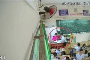 Phẫn nộ cảnh cô giáo đánh, mắng, nhéo tai học sinh tiểu học ở TP.HCM