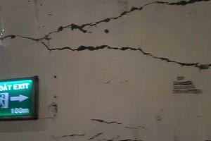 Tài xế lo ngại nhiều vết nứt vỏ hầm Hải Vân 1, chủ đầu tư nói an toàn