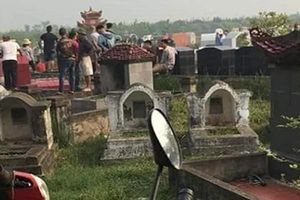 Yêu đương bất thành, sát hại bạn gái phi tang xác vào nghĩa địa