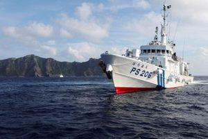 Tàu tuần tra Nhật Bản va chạm với tàu cá Triều Tiên