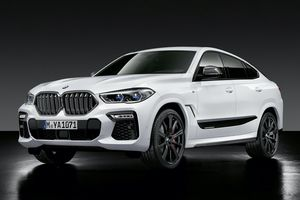 BMW X6 M Performance, bản nâng cấp toàn diện
