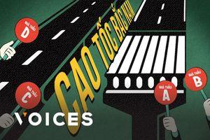 Đường bộ Bắc - Nam: Cao tốc nhưng không thể vội vàng