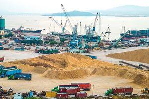 Từ chối nhận chìm 300.000 m3 bùn thải nạo vét xuống biển Quy Nhơn