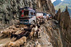 9 cung đường đèo nguy hiểm thế giới, thách thức mọi tay lái