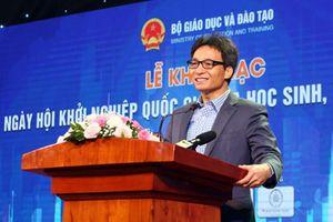 Cơ hội khởi nghiệp cho học sinh sinh viên cả nước