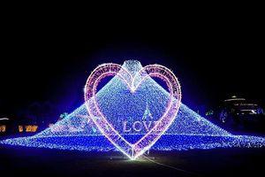 Đặc sắc Lễ hội ánh sáng tại Đà Lạt