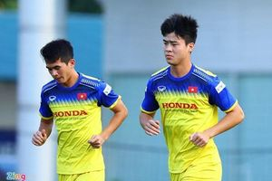 Trước thềm vòng loại World Cup 2022, tuyển thủ Việt Nam mất 2 ngày không tập luyện ở Triều Tiên
