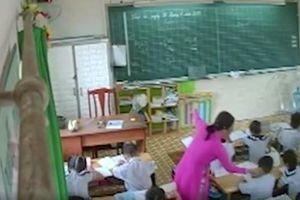 Sở GD-ĐT TP.HCM: Cho ra khỏi ngành giáo viên véo tai, đánh chửi học sinh