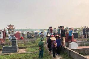 Hưng Yên: Phát hiện thi thể người phụ nữ ở nghĩa trang, nghi bị sát hại vì ghen tuông