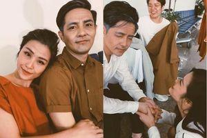 Ngắm Đông Nhi - Ông Cao Thắng '60 tuổi' qua concept ảnh cưới 'cùng nhau già đi'