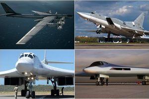 Tạp chí Mỹ 'điểm mặt' 4 máy bay ném bom nguy hiểm nhất của Nga