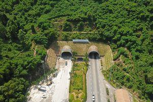 Thông hầm đường bộ 7.200 tỉ dài nhất Đông Nam Á