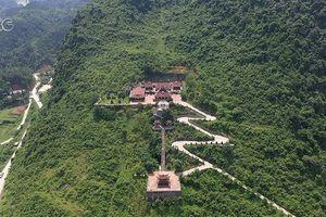 Chùa Phật tích Trúc Lâm Bản Giốc – chốn linh tự thiêng liêng nơi núi rừng biên cương Tổ quốc
