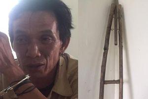 Kẻ cụt chân dùng nạng gỗ đánh bé gái 11 tuổi tử vong