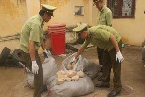 Cục Quản lý thị trường tỉnh Thanh Hóa tăng cường phòng chống hàng lậu, hàng giả