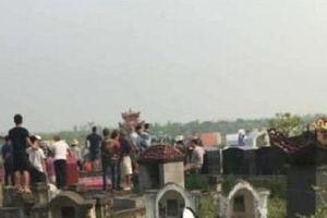 Phát hiện thi thể phụ nữ trong nghĩa trang, nghi bị nhân tình sát hại