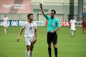 Lộ diện trọng tài chính điều khiển trận đấu giữa Việt Nam và Malaysia
