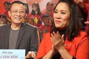 MC Lại Văn Sâm- MC Tạ Bích Loan: 'Cặp đôi vàng' trong làng MC