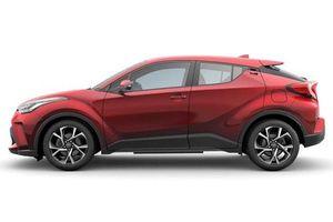 Toyota ra mắt SUV đẹp mê ly, giá hơn 500 triệu đồng