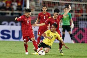 Bất ngờ với danh tính trọng tài bắt chính trận Việt Nam - Malaysia