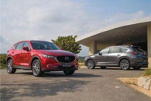 Những ưu điểm đáng giá của Mazda CX-5 và CX-8 tại Việt Nam