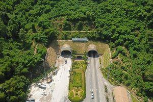 Mũi khoan cuối cùng thông hầm đường bộ 7.200 tỷ dài nhất Đông Nam Á vừa hoàn tất