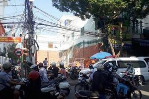Đà Nẵng: Phát hiện thi thể cạnh kim tiêm ở công trình mới khởi công
