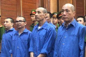 Tám án tử hình vì buôn bán, vận chuyển ma túy 'khủng'