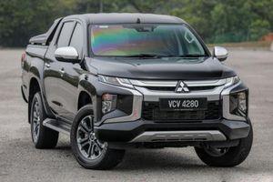 Mitsubishi Triton phiên bản Adventure X ra mắt khách hàng tại Malaysia