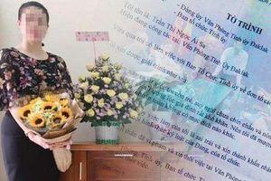 Giám đốc Sở Nội vụ Đắk Lắk Bạch Văn Mạnh nói gì về tin đồn 'nâng đỡ' nữ trưởng phòng?