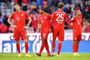 Bảng xếp hạng Bundesliga mới nhất (ngày 7/10)
