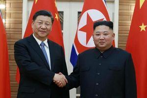 Bế tắc với Mỹ, ông Kim Jong Un ca ngợi tình hữu nghị bất diệt với Trung Quốc