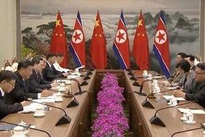 Trung – Triều ca ngợi mối quan hệ hữu nghị truyền thống giữa hai nước