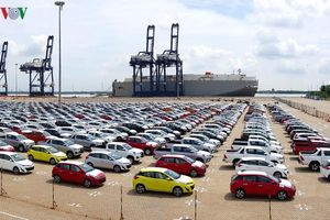 Việt Nam chi hơn 2,4 tỷ USD để nhập khẩu ô tô
