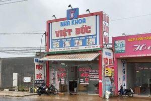 Đắk Nông: Sở Y tế thừa nhận có 'lỗ hổng' trong quản lý các cơ sở KCB