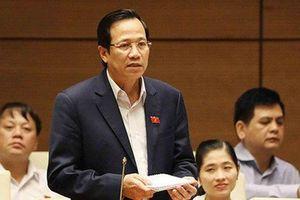Bộ trưởng Đào Ngọc Dung sẽ trực tiếp chỉ đạo lĩnh vực lao động ngoài nước