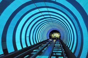 Chiêm ngưỡng những đường hầm đặc biệt nhất thế giới khiến nhiều người ngỡ ngàng