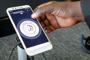 Ra mắt smartphone 'Made in Africa' đầu tiên