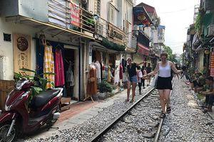 Hà Nội quyết dẹp phố cà phê đường tàu