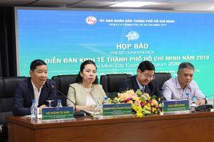 Diễn đàn kinh tế TP. Hồ Chí Minh 2019 sẽ có hàng trăm chuyên gia tham dự