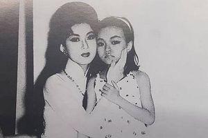 Danh ca Hương Lan chia sẻ ảnh chụp với cố nghệ sĩ Thanh Nga