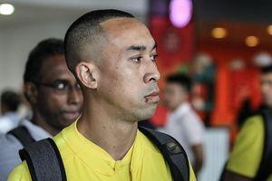 Tiền đạo Malaysia: 'Tôi không sợ Đoàn Văn Hậu'