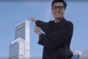 Cùng chú Đại phá đảo tòa tháp cao nhất Nhật Bản