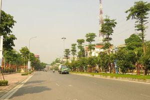 Thanh Trì phát triển đồng bộ hệ thống hạ tầng đô thị